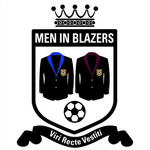Cover art for podcast Men In Blazers