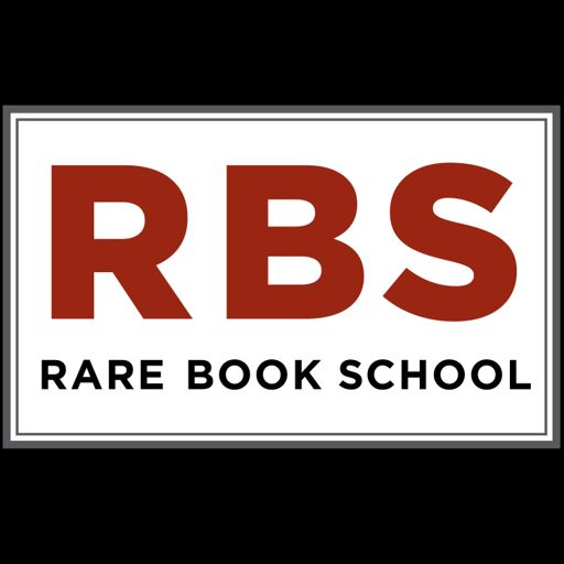 Cover art for podcast Rare Book School Lectures