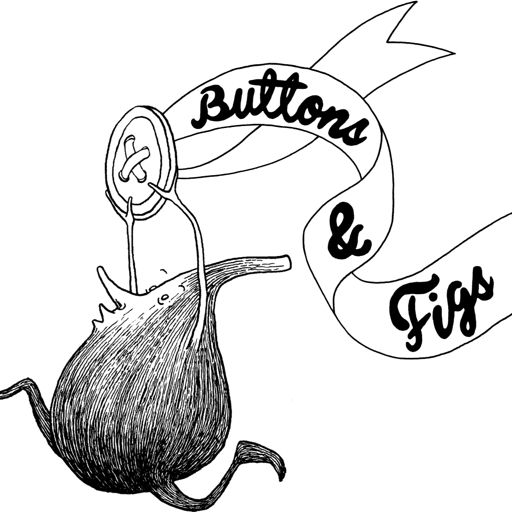 Cover art for podcast Buttons & Figs