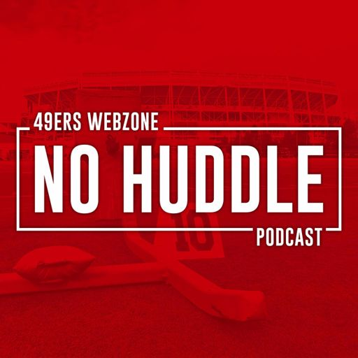 Cover art for podcast 49ers Webzone: No Huddle Podcast