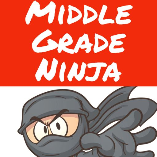 Cover art for podcast Middle Grade Ninja