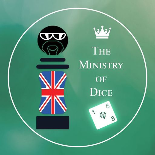 Cover art for podcast The Ministry Of Dice: A Dice Masters Podcast