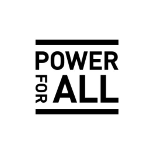 Cover art for podcast Power for All