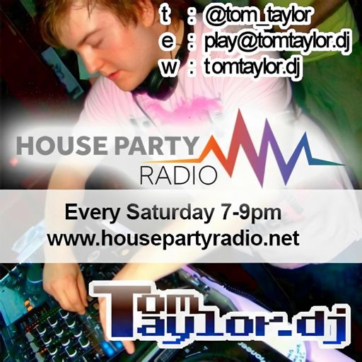 Cover art for podcast Tom Taylor Radio Shows and House DJ Mixes