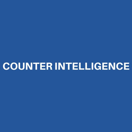 Cover art for podcast Counter Intelligence