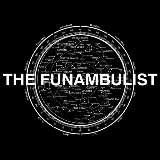 Cover art for podcast The Funambulist Podcast
