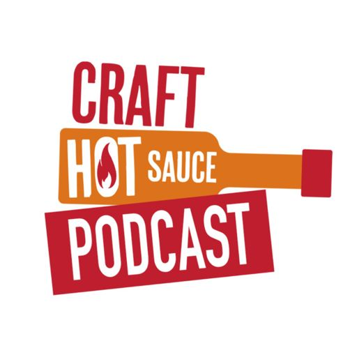 Cover art for podcast Craft Hot Sauce Podcast