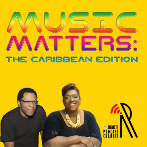 Cover art for podcast Music Matters: The Caribbean Edition