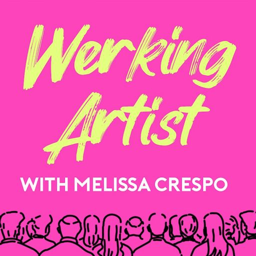 Cover art for podcast Werking Artist