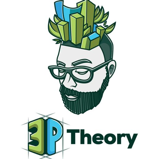 Cover art for podcast 3P Theory