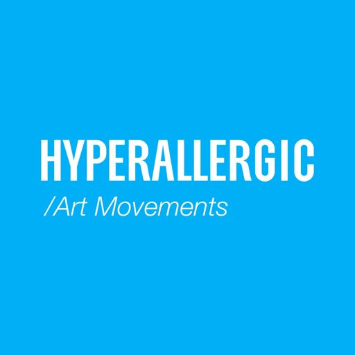 Cover art for podcast Hyperallergic