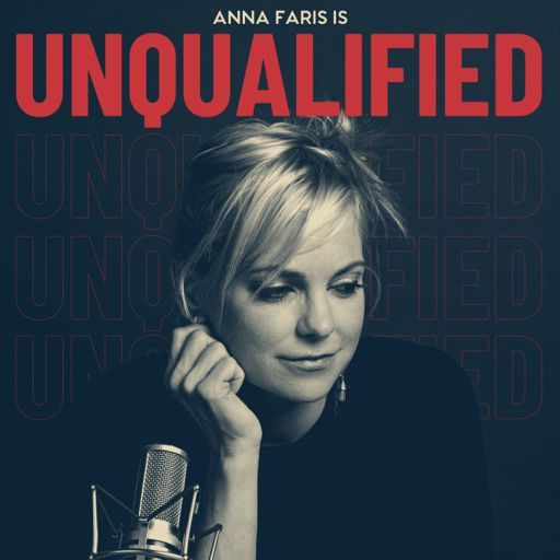 Cover art for podcast Anna Faris Is Unqualified