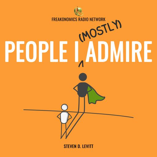 Cover art for podcast People I (Mostly) Admire