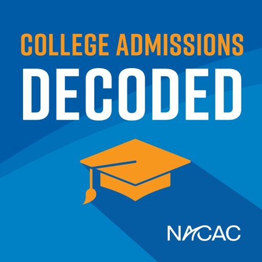 Cover art for podcast College Admissions Decoded