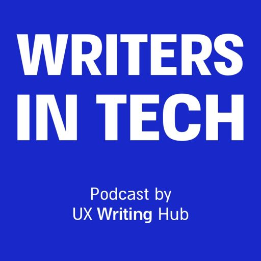 Cover art for podcast Writers in Tech