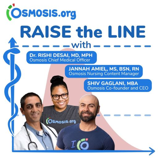 Cover art for podcast Raise the Line