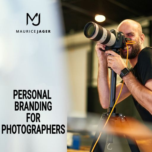 Cover art for podcast Personal Branding for Photographers