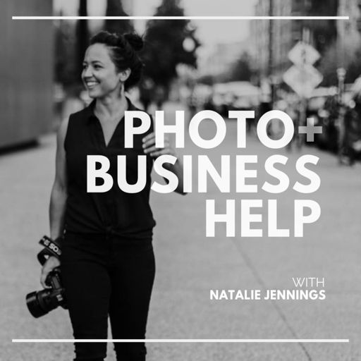 Cover art for podcast Photo Business Help