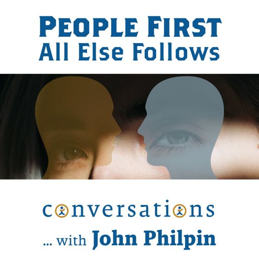 Cover art for podcast People First - All Else Follows