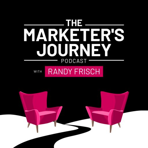 Cover art for podcast The Marketer's Journey
