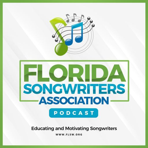 Cover art for podcast Florida Songwriters Association Podcast