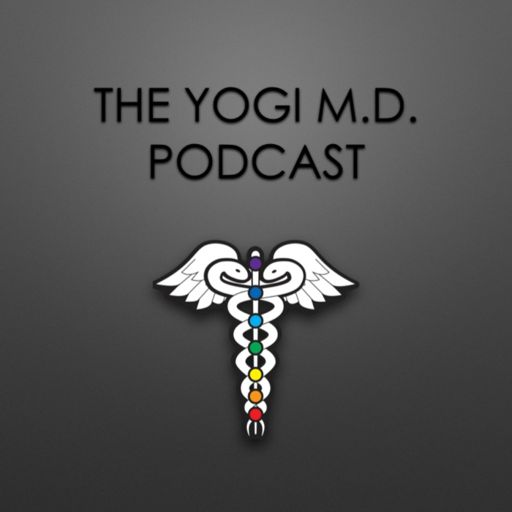 Cover art for podcast The YOGI M.D. Podcast