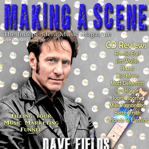 Cover art for podcast Making a Scene Presents