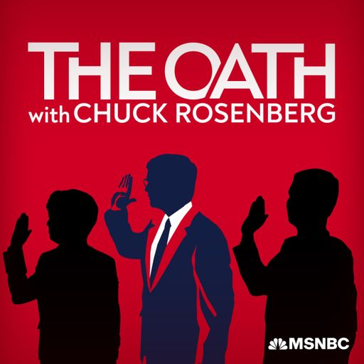 Cover art for podcast The Oath with Chuck Rosenberg