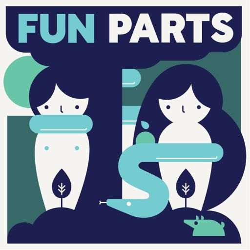 Cover art for podcast Fun Parts