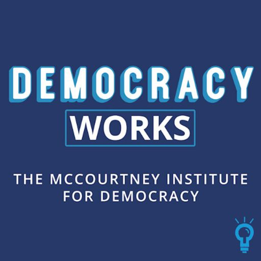 Cover art for podcast Democracy Works