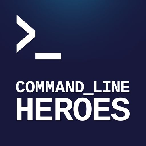 Cover art for podcast Command Line Heroes