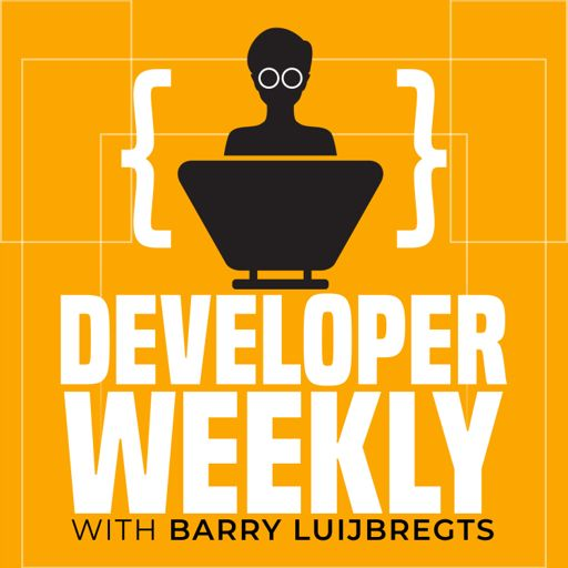 Cover art for podcast Developer Weekly