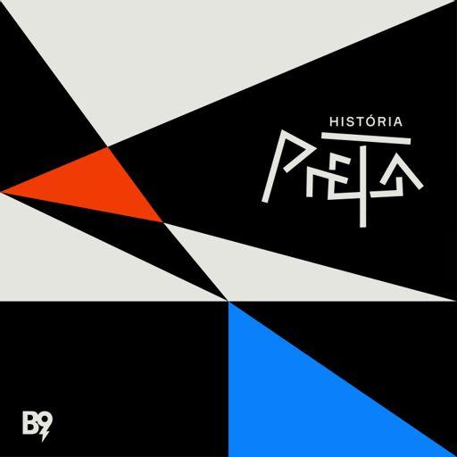 Cover art for podcast História Preta