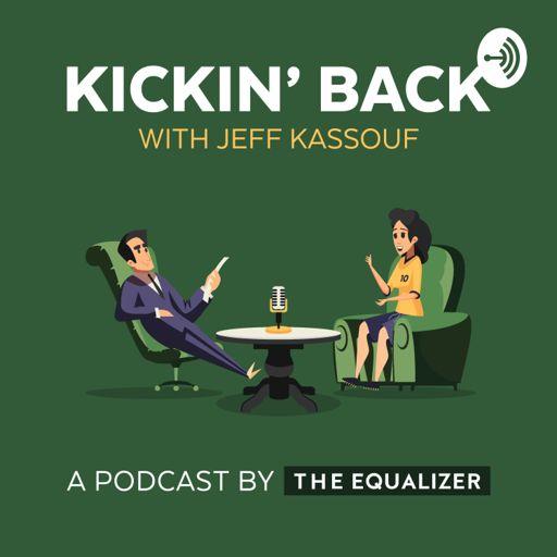 Cover art for podcast Kickin' Back