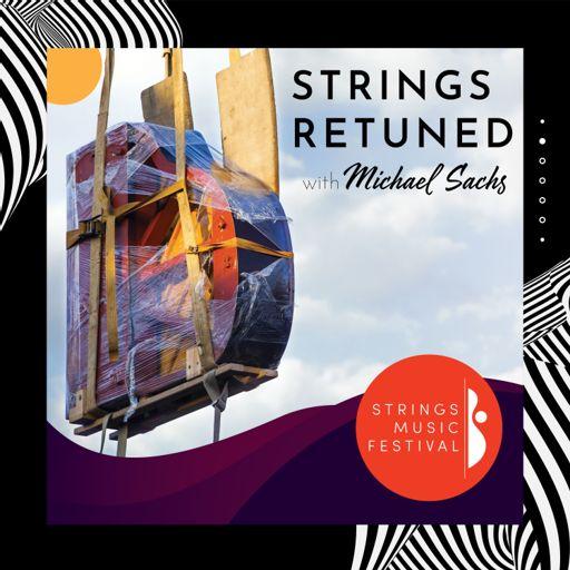 Cover art for podcast Strings Retuned