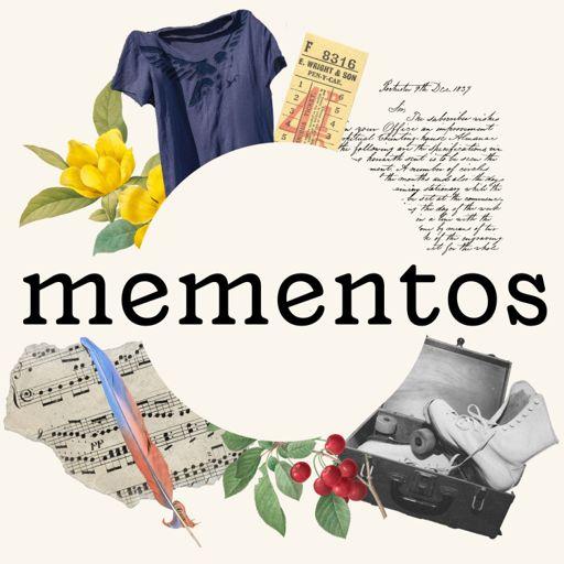 Cover art for podcast Mementos
