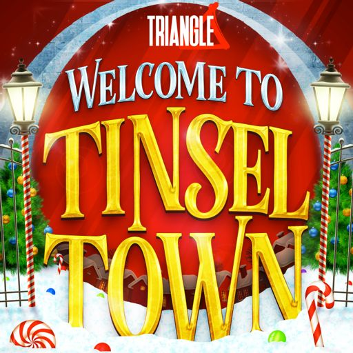 Cover art for podcast Welcome to Tinsel Town: A Christmas Adventure