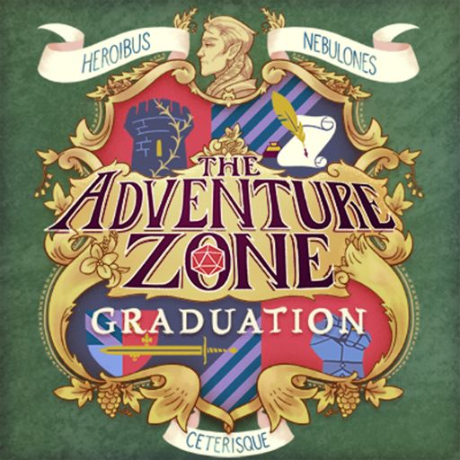 Cover art for podcast The Adventure Zone