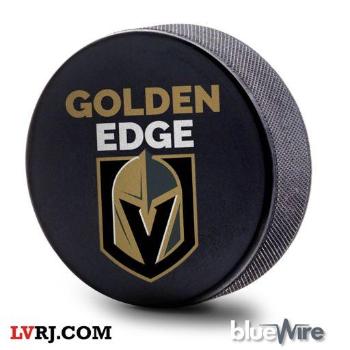 Cover art for podcast Golden Edge - Vegas Golden Knights Hockey