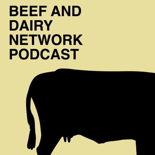 Cover art for podcast Beef And Dairy Network