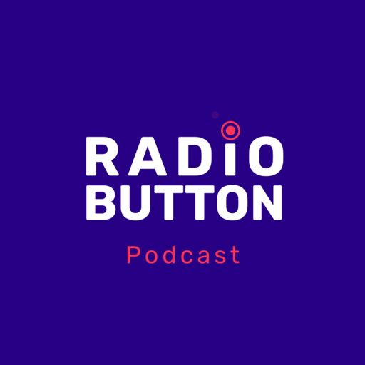 Cover art for podcast Radio Button - פודקאסט על עיצוב מוצר