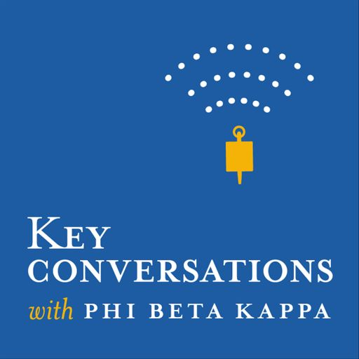 Cover art for podcast Key Conversations with Phi Beta Kappa