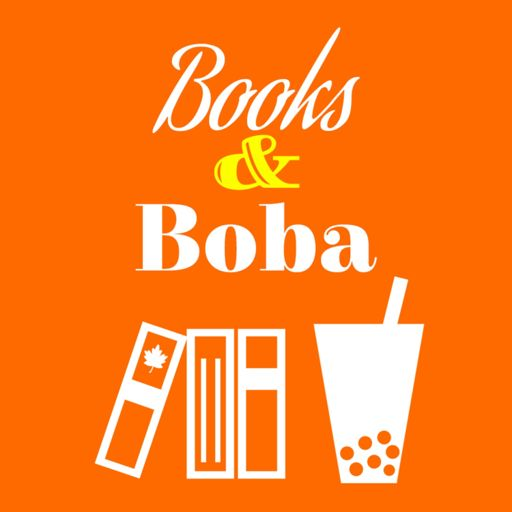 Cover art for podcast Books and Boba