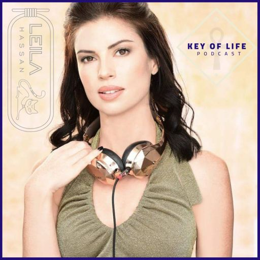 Cover art for podcast Key of Life Podcast with Leila Hassan