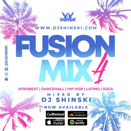 DJ Shinski Mixes on RadioPublic