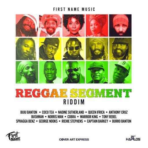 Reggae Segment Riddim (2018) aka Imitation (2004) - Mix Promo by