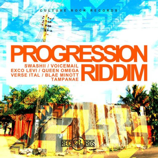 Progression Riddim 2018 Mix promo by Faya Gong from Faya