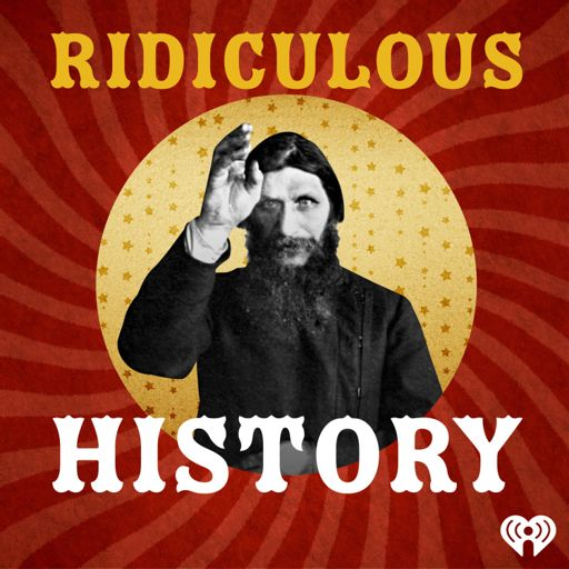 Cover art for podcast Ridiculous History