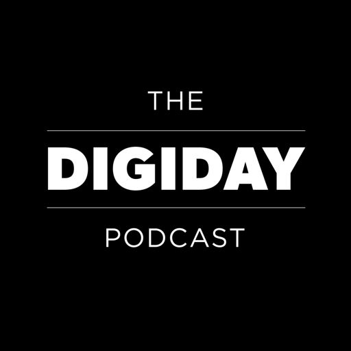 Cover art for podcast The Digiday Podcast