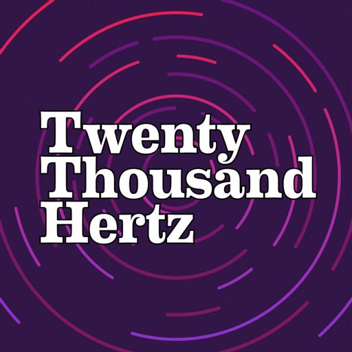 Twenty Thousand Hertz album art